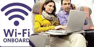 Image result for Inflight internet ready