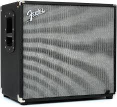 fender rumble 115 1x15 300 watt b cabinet