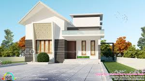 970 square feet 90 square meter 108 square yards small and low cost house plan design provided by the wood hok architectural studio from mpuram