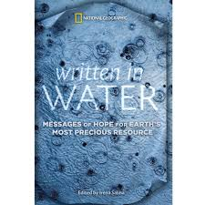 written in water national geographic store