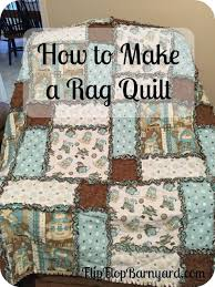 How to Make a Rag Quilt | Rag quilt, Craft and Sewing projects & How to Make a Rag Quilt: Adamdwight.com