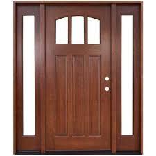 front doorChestnut  Front Doors  Exterior Doors  The Home Depot