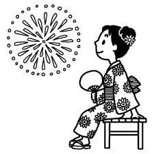 画像 8月の季節イラスト 素材集 まとめ Naver まとめ