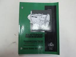 Mack Gear Ratio Chart 2005 Mack Trucks Maxitorque Es Transmission Tm309 Service