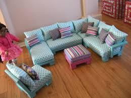 No Furniture Living Room American Girl No Sew Dress Furniture American Girl Dolls And Girls