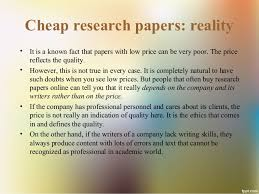 research papers cheap research papers