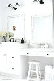 farmhouse bathroom mirror decoration industrial mirrors diy style