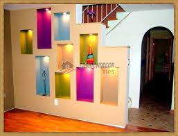Small Picture Modern Wall Niche Affordable Innovative Living Room Design Ideas