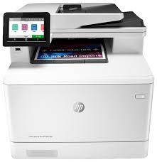 <b>МФУ HP Color LaserJet</b> Pro MFP M479dw — купить по выгодной ...