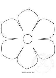 flower printable pictures.  Flower Flower Templates For Flower Printable Pictures A