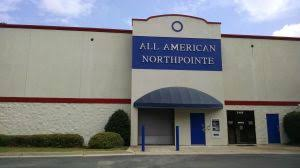 photo of all american self storage northpointe
