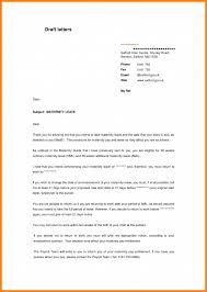 Maternity Leave Letter Employer Sample Smart Impression Of