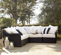 magnificent black patio sectional 53 best images about outdoor furniture on pinterest caneel bay