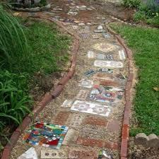 get all models diy garden path ideas