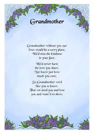 Grandma Quotes And Poems. QuotesGram via Relatably.com