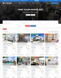 58 Best Real Estate Website Templates Free Premium