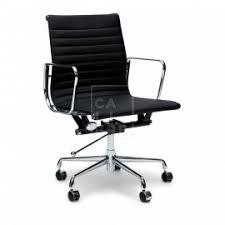 eames reproduction office chair. Simple Office COC101 Leather Office Chair  Eames Replica Black And Reproduction L