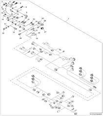 OEM Wiring Harness Connectors 9630 tractor chassis wiring harness connectors (1 3) (ev) epc john deere online