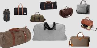 the 24 best weekenders and duffel bags for men