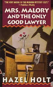 Mrs. Malory and the Only Good Lawyer by Hazel Holt - FictionDB