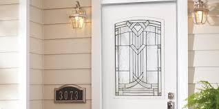 glass door insert installation 1