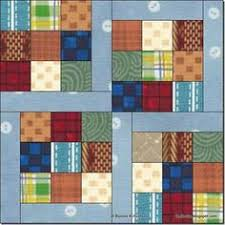 irish chain quilt block - Music Search Engine at Search.com ... & Dancing Nine Patch - Bonnie Hunter You can use ANY fabrics for this quilt –  don Adamdwight.com