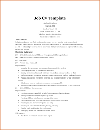how do you write a resume for your first job template how do you write a resume for your first job