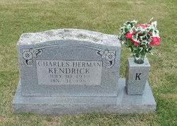 Charles Herman Kendrick (1914-1985) - Find A Grave Memorial