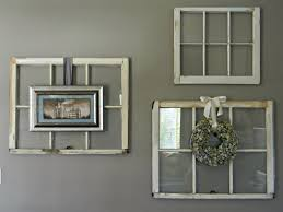 Old Window Frame Decor On And Use That Diary Of A Crafty Lady Old Window Big Picture