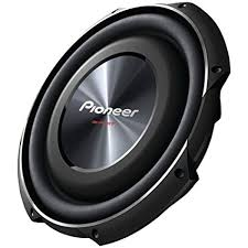 pioneer 12 inch sub. pioneer ts-sw3002s4 12\u0026quot; 1,500-watt shallow-mount subwoofer with single 4ohm pioneer 12 inch sub t