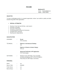 Entry Level Psychology Resume Resume Examples