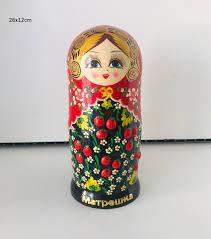 Búp bê Nga bộ 10 con mẫu 6