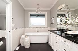 Bathroom Ideas Single Sink Dark Countertop White Bathroom Cabinets