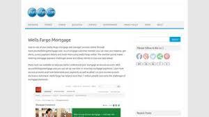 yourwellsfargomortgage com sign in login