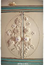 working with appliques on nightstands how to painted furniture repurposing upcycling appliques for furniture