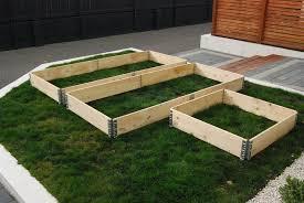 diy raised garden beds garden design with diy guide building a elegant building raised vegetable garden
