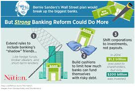 Bernie's Wall Street Plan Is Actually Not Enough | The Nation