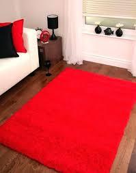 red carpet bedroom
