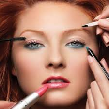 most of the women are afraid to go out in the summer especially with makeup on