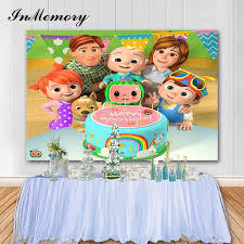 Images about #cocomeloncake on instagram | 1st birthday. Inmemory Photography Studio Background Cocomelon Theme Birthday Party Banner Cake Children Custom Photo Backdrop Party Decor Background Aliexpress