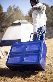 Solar Powered Mini Fridge Anywhere Fridge Portable Solar Fridge Freezer Indiegogo