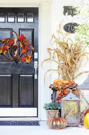 front door decorating ideasFall Front Door Decorating Ideas That Will Make You the Star of