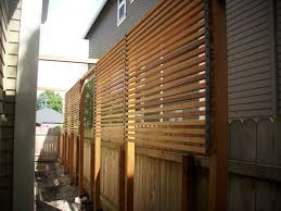 Privacy screen for fence Aluminum Clear Cedar Privacy Screen Walmart Custom Clear Cedar Screen And Fence Deck Masters Llc