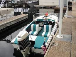 reupholster your boat seats in all new