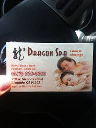 Asian massage glendale california
