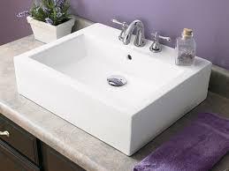 decolav vessel sink.  Vessel Bathroom Sinks Furniture Vanity Decolav 36 Inch  For Decolav Vessel Sink A