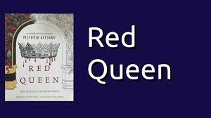 coloring book flip through red queen by victoria aveyard