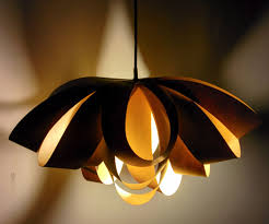 make your own pendant light unique excellent diy bamboo lamp s best inspiration home design
