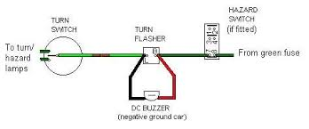 a louder audible warning for indicators mgb register trailer indicator buzzer wiring diagram at Buzzer Wiring Diagram