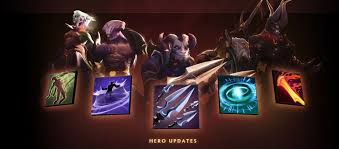 dota 2 news five heroes reenter captain s mode with the 6 86b
